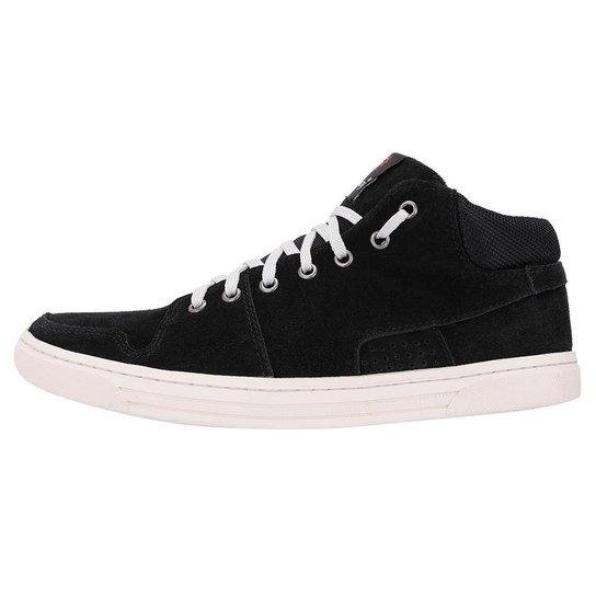 d616870a2 Tênis Couro Cano Alto Galway Sneaker Masculino - Compre Agora