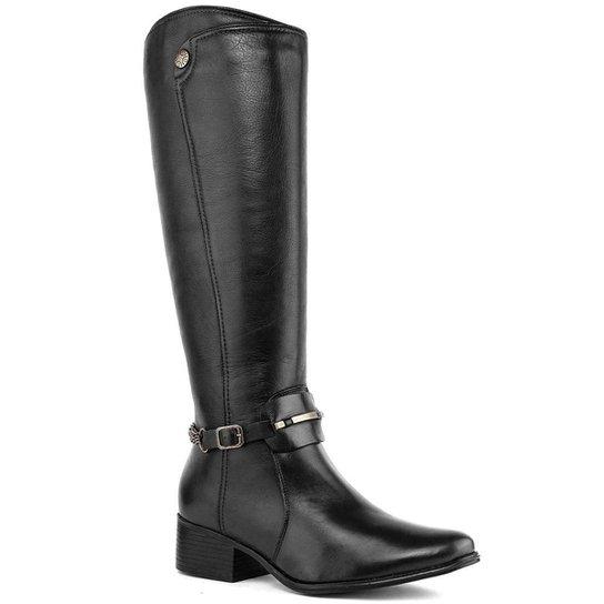 a3196c020 Bota Montaria Art Shoes Cano Alto Feminina - Compre Agora | Zattini