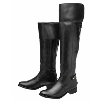 d1a4999a16 Bota Encinas Leather Montaria Over Knee