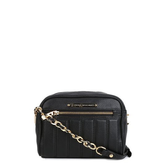 Bolsa Couro Jorge Bischoff Mini Bag Feminina - Compre Agora  662335bc14b