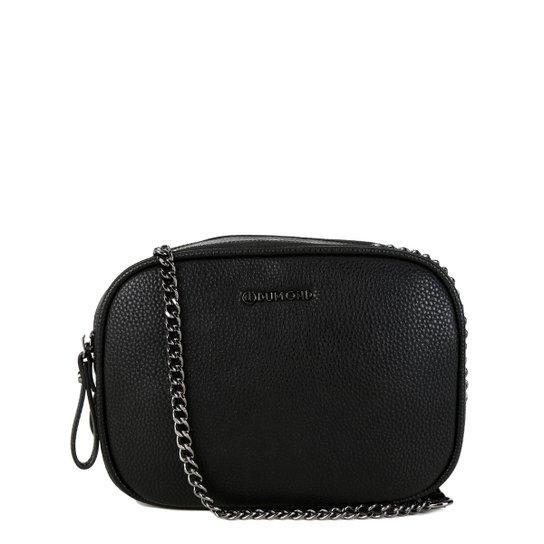 4c769a6e7 Bolsa Dumond Mini Bag Soft Relax Feminina - Preto | Zattini