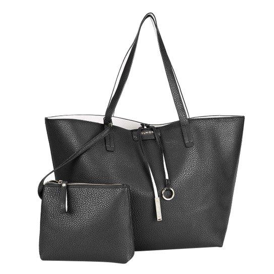 Bolsa Dumond Shopper Dupla Face Feminina - Compre Agora  983649832b9