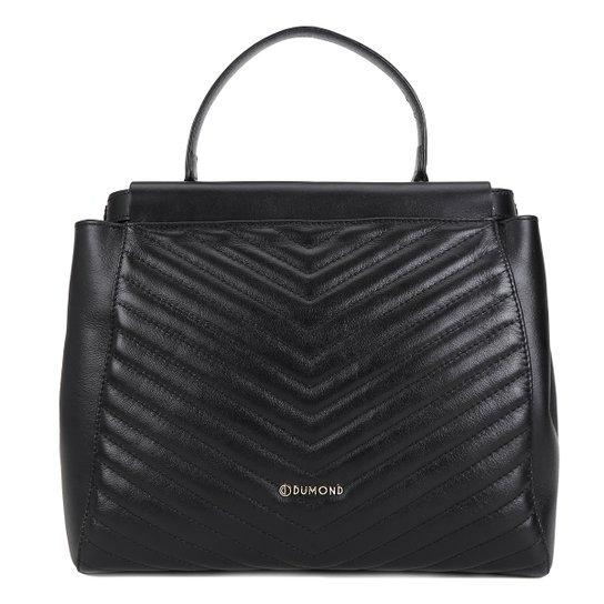 3ce6a26dc Bolsa Couro Dumond Handbag Matelassê Feminina - Compre Agora | Zattini