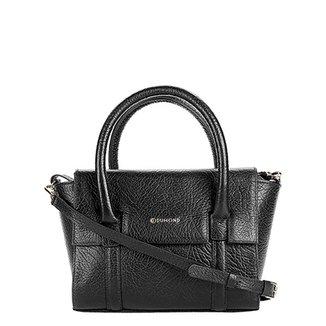 8e096b938 Bolsa Couro Dumond Handbag Alça Transversal Feminina