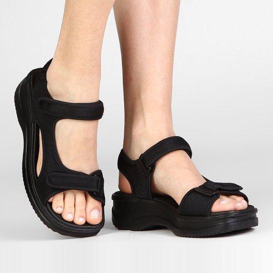 bdecf4a3c Sandália Azaleia Conforto Velcro | Zattini