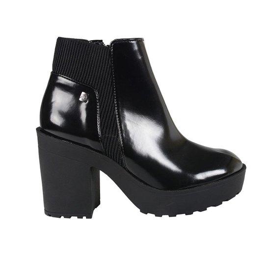 bdccea626e Ankle Boot Loucos e Santos Box Soft L51067001 A01 - Preto - Compre ...