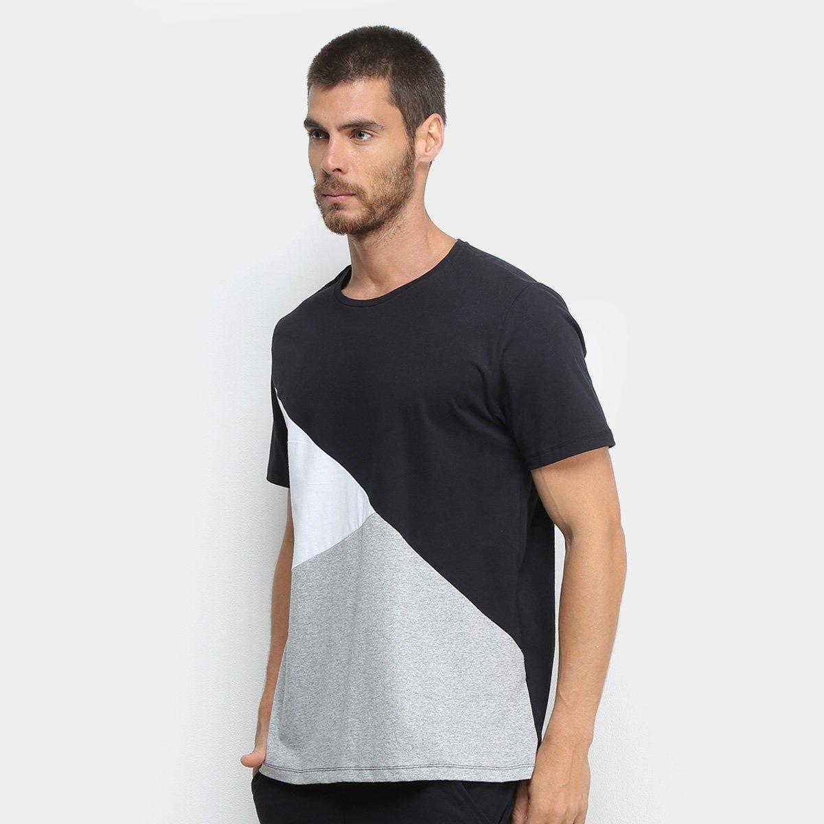 Camiseta Burn Blocked Masculina