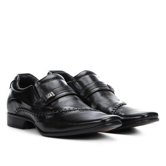 Sapato Social Rafarillo Las Vegas Masculino - Preto - Compre Agora ... 033db7ec47