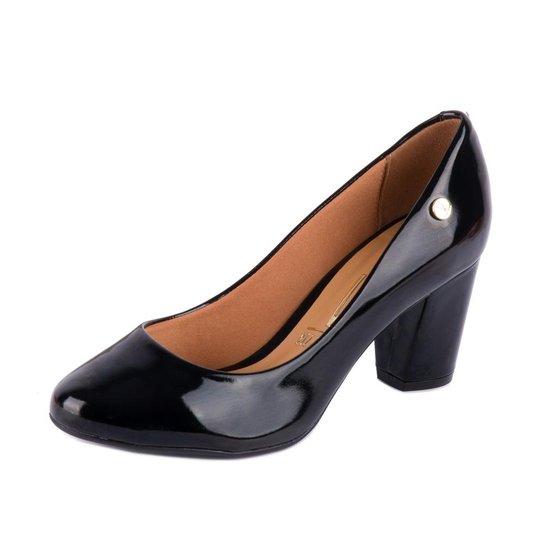 470e11925 Sapato Em Verniz - Vizzano - Preto | Zattini