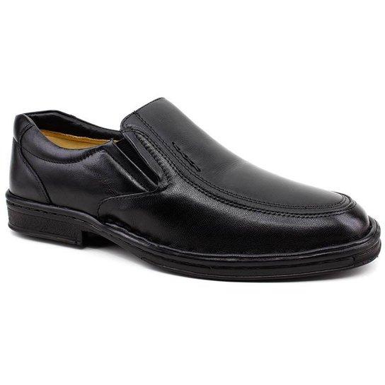 dddc700e7 Sapato Social Couro Pipper 26505 Masculino - Preto - Compre Agora ...