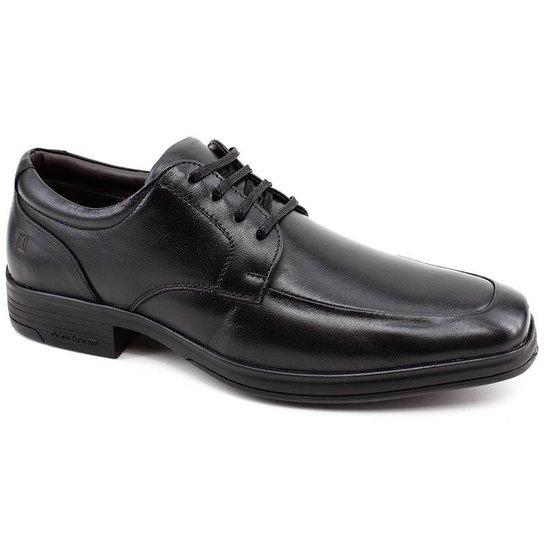 7ebaabde6 Sapato Social Couro Pipper Masculino - Preto - Compre Agora