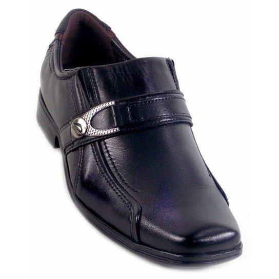 71eab2930 Sapato Social Pegada Masculino Mestiço Preto - Compre Agora