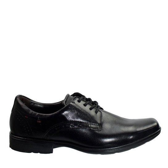 0e17ce22790 Sapato Social Pegada Mestiço 22306-01 - Preto - Compre Agora