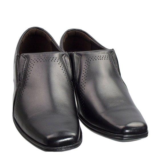 faef87e0d Sapato Social Pegada Mestiço 122314-01 - Preto - Compre Agora