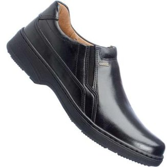 2b3e9e01a1 Sapato Pegada Comfort Anilina Soft Social Masculino