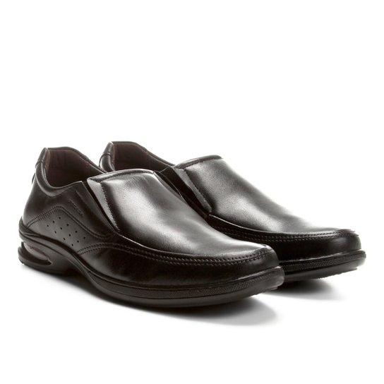 2dd5994e8 Sapato Social Couro Pegada Bico Redondo - Compre Agora | Zattini
