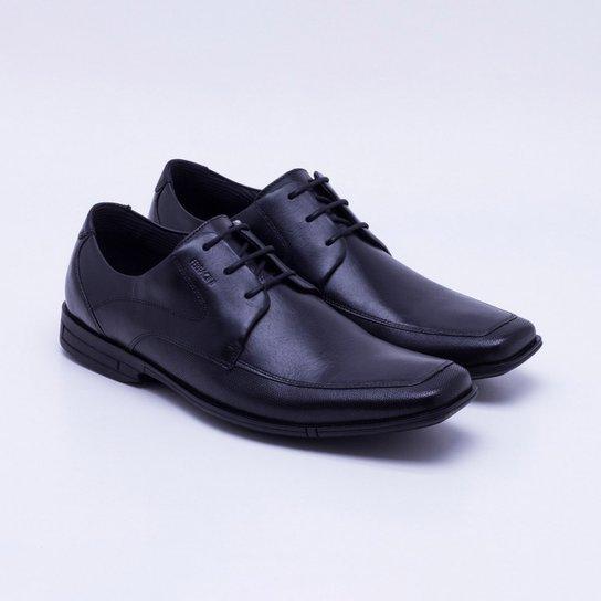 882d71e510 Sapato Social Couro Ferracini Bristol Masculino - Compre Agora