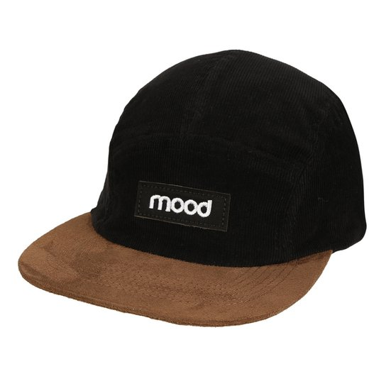 Boné Mood Aba Reta Veludo Masculino - Compre Agora  f678f529374