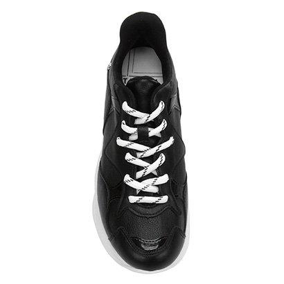 ca03ae5f1 Tênis Tanara Chunky Sneaker Feminino | Netshoes | Troque seus Pontos ...