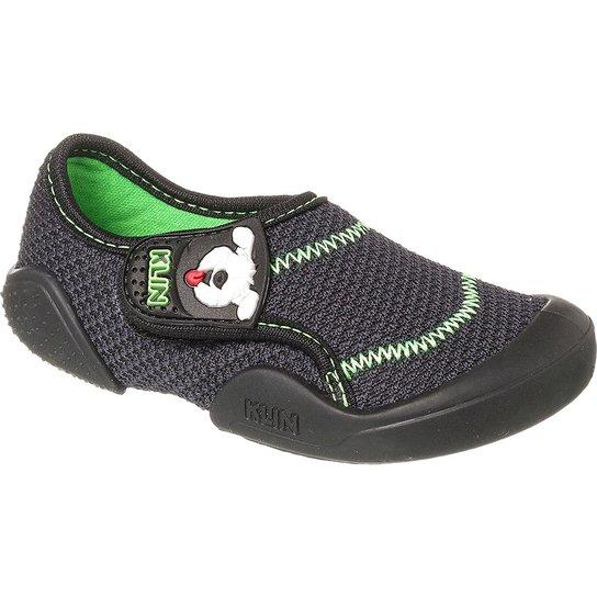 1b178795b5 Sapato Bebê Klin New Confort - Preto