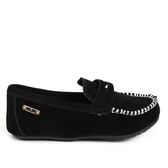 3aa171a350 Sapato Infantil Klin Mocassim Curumim Masculino - Compre Agora