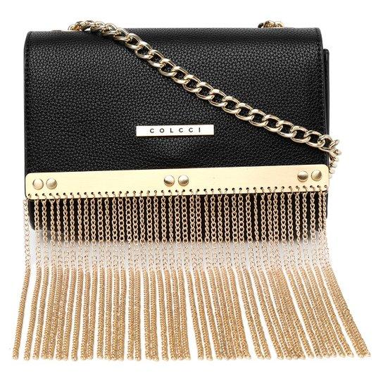Bolsas Colcci Mini Bag Franjas Metal - Compre Agora   Zattini 61cf7d9fd8