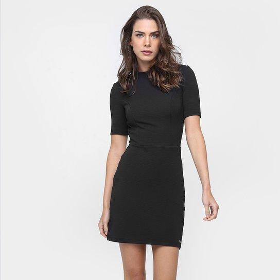 720d4b396e Vestido Colcci Decote Costas - Compre Agora