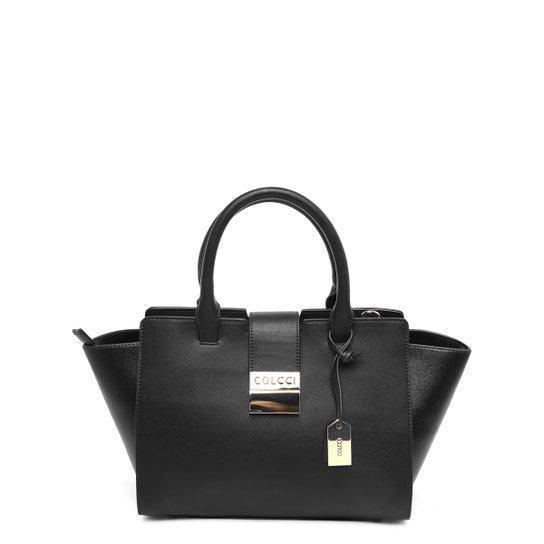 Bolsa Colcci Mini Bag Bicolor Barb Feminino - Compre Agora  af2855c4566