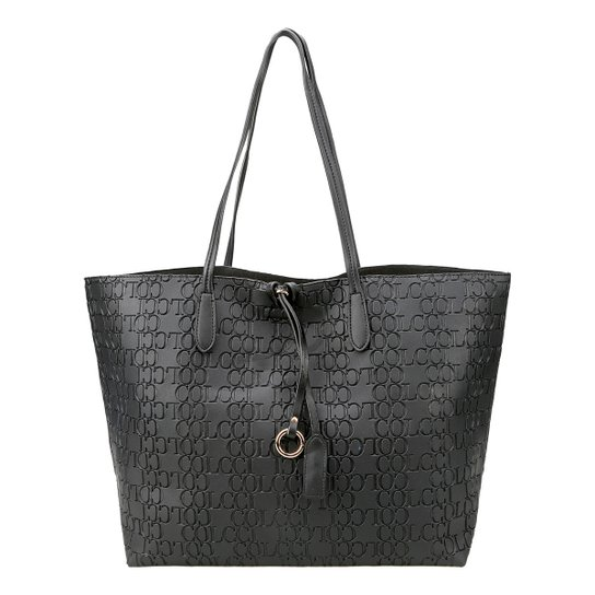 a39a0c0be Bolsa Colcci Tote Shopper Feminina - Preto | Zattini