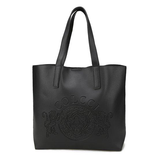 a1365f5c2 Bolsa Colcci Shopper Brasão Feminina | Zattini