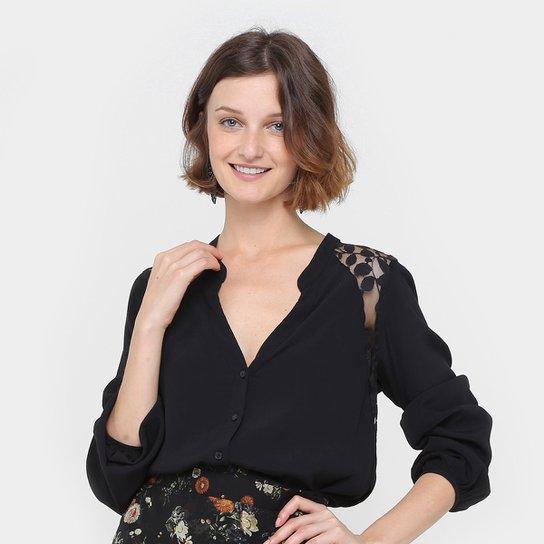 42163c038 Camisa Colcci Renda Feminina - Compre Agora | Zattini