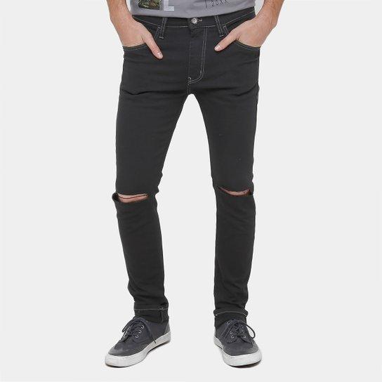 9c6fe0552 Calça Jeans Skinny Colcci Sarja Felipe Rasgos Masculina | Zattini
