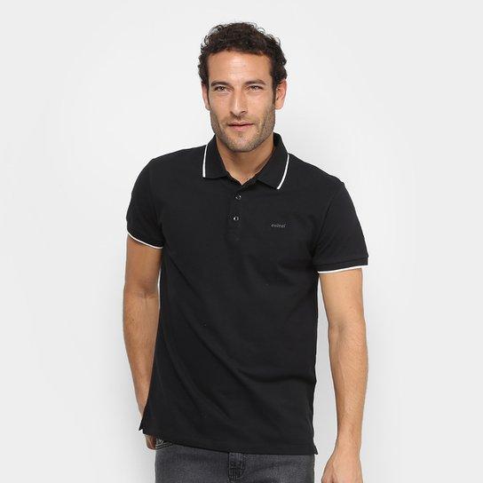 a64a9a75b6 Camisa Polo Colcci Piquet Friso Contraste Masculina - Compre Agora ...