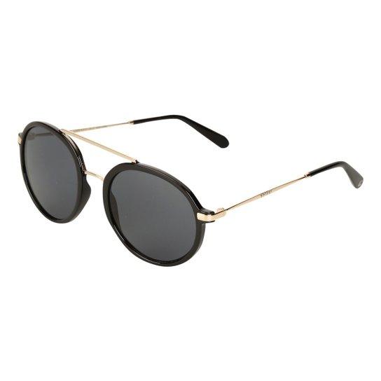 11b6c648109ac Óculos de Sol Colcci Redondo Cindy Brilho Feminino - Compre Agora ...