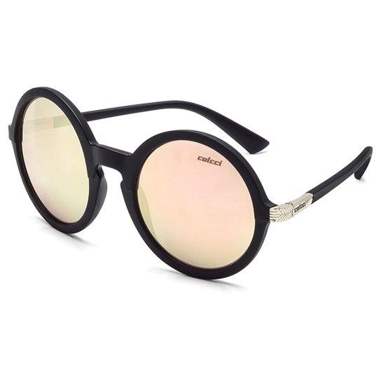 bf8b91f8f Óculos de Sol Colcci Janis Feminino - Preto   Zattini