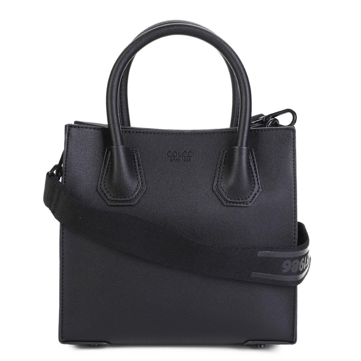 4c5569b3f Bolsa Colcci Handbag Alça Gorgurão Feminina
