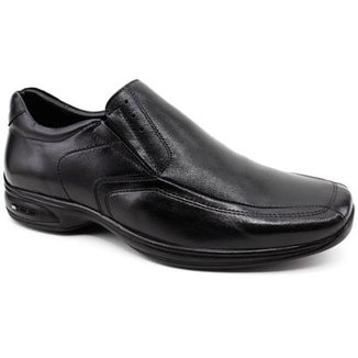 8afcbaa7a Sapato Masculino JotaPe D Vision Couro