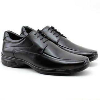 fafbb6141 Sapato Masculino JotaPe D Vision Couro