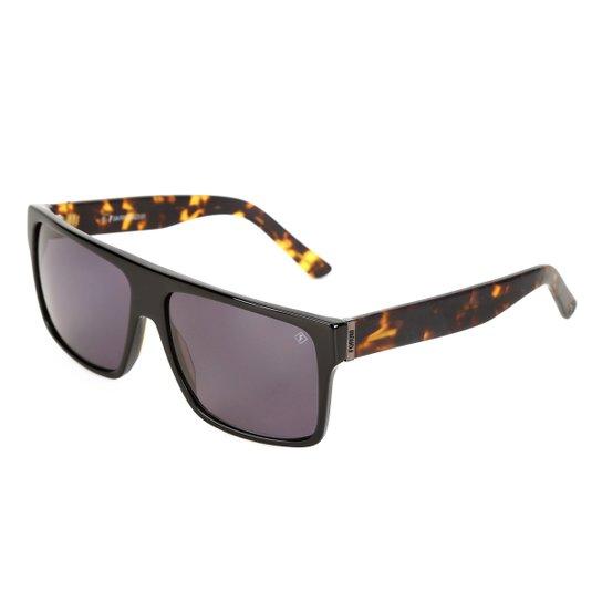 a2615cc9e7e7a Óculos Forum Brilho Haste Masculino - Preto - Compre Agora
