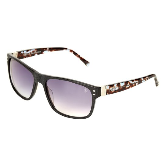 37c74b535 ... 89b829f308a7d Óculos de Sol Forum Feminino - Preto - Compre Agora ...