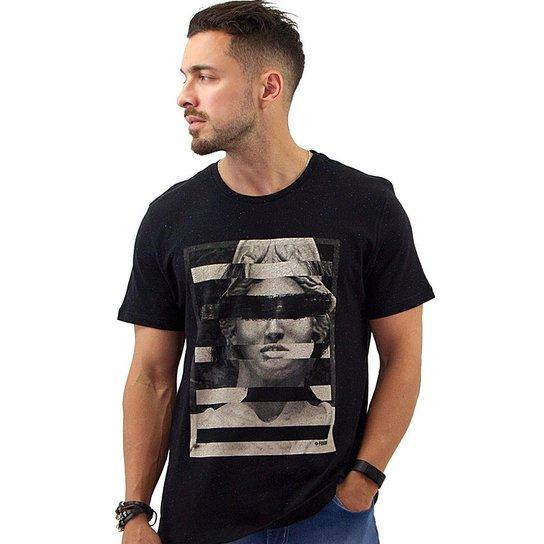 26ff6e28b Camiseta Forum Estampada Greece Masculina - Compre Agora