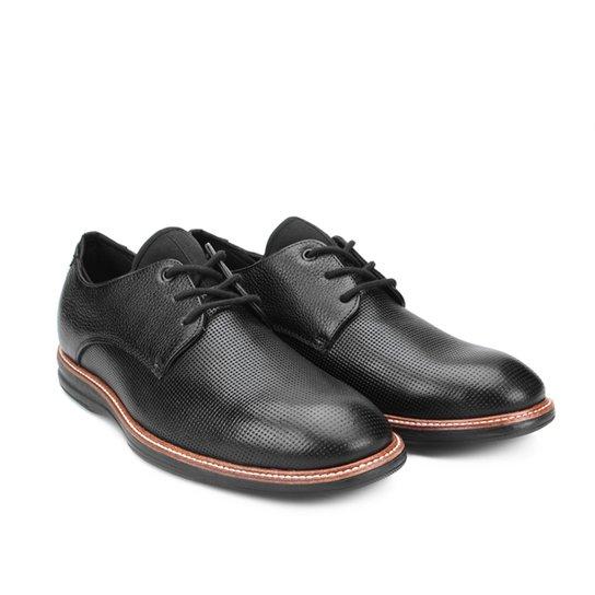 71217af48 Sapato Casual Couro Mariner Perfuros Marrocos Masculino   Zattini