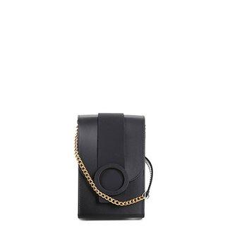 fcf33e74cd2 Bolsa Petite Jolie Mini Bag J-Lastic Phone Case Plus Feminina