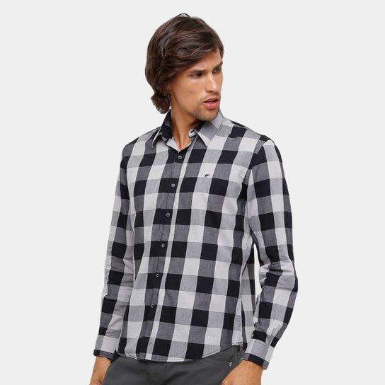 Camisa Xadrez Ellus Manga Longa Classic Fit Masculina - Compre Agora ... 8e9301ffd08