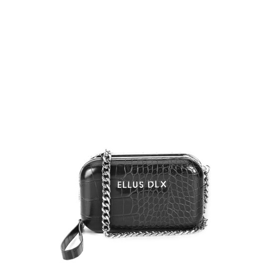 46b92ccb3 Bolsa Ellus Clutch Croco Feminina - Compre Agora | Zattini