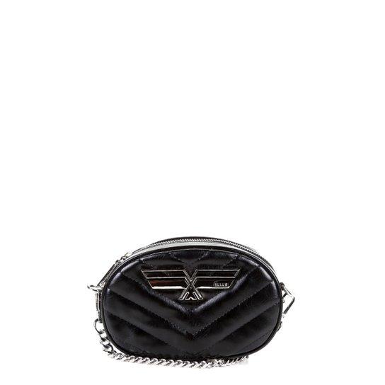 Bolsa Ellus Pochete Mini Bag Matelassê Metal Feminina - Compre Agora ... 450574f09cd