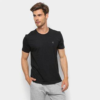 9f0521f0e28e3 Camiseta Manga Curta Ellus Básica Masculina