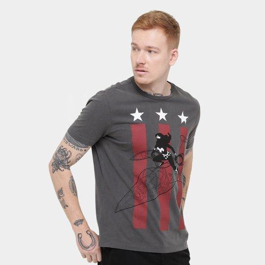 Camiseta Ellus 2ndfloor Mulher Maravilha Lavada - Compre Agora  07a4b02dffd