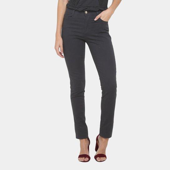 dbb834b69 Calça Skinny Sawary Hot Pants Color Cintura Alta Feminina - Compre ...