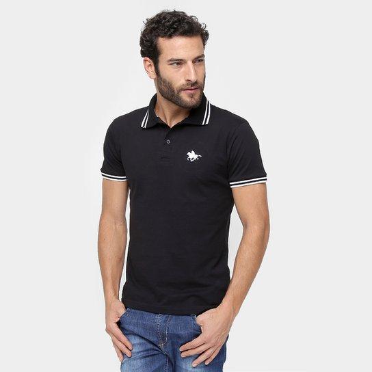 3d1ba4bceedc5 Camisa Polo RG 518 Frisos Logo - Compre Agora
